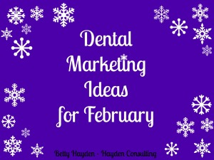 hayden consulting dental marketing ideas