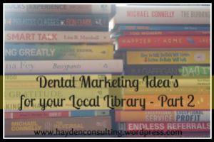 hayden consulting dental marketing