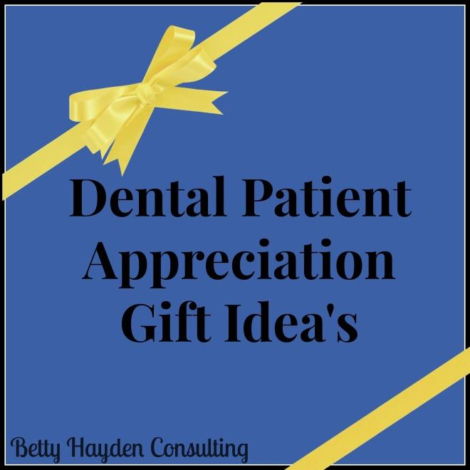 patient appreciation gifts hayden consulting