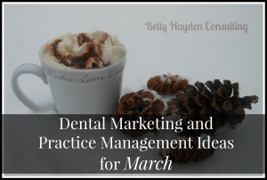 march-marketing-ideas-betty-hayden-consulting