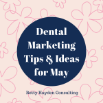 spring dental marketing ideas dental ideas